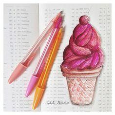 Ice Cream Cone - Isabelle Kessedjian