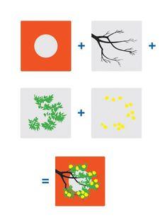 Plus & Minus - Bruno Munari Concrete Art, Graphic Design Posters, Teaching Art, Art Education, Book Design, Book Art, Magazine Design, Illustration Art, Numeracy