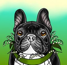 French Bulldog Pictures, Cute French Bulldog, Bullying, Coloring Pages, Drawings, Illustration, Art, Display, Backgrounds