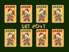 Set #047 - Little Asian Boy