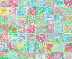 Lilly Pulitzer 50 States
