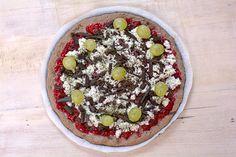 zdrava cokolesnik pica