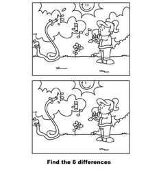 kids spot coloring pages - photo#14