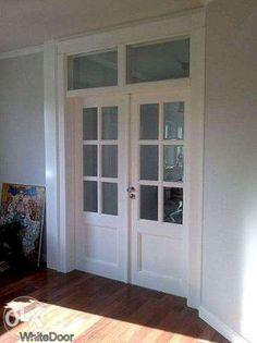 Drzwi wewnętrzne dwuskrzydłowe drewniane WhiteDoor Warszawa - image 5