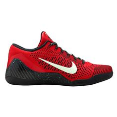 sports shoes 5b7bc 6d84d The Nike Kobe 9 Elite Low UNIVERSITY RED release date is a mere ten days  away.