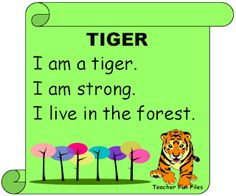 Different animals with their distinct characteristics. Learn to read with these short passages. Check out more reading files at Teacher Fun Files! English Poems For Kids, English Activities For Kids, Learning English For Kids, English Worksheets For Kids, English Lessons For Kids, Reading Comprehension For Kids, Phonics Reading, Teaching Phonics, Reading Passages