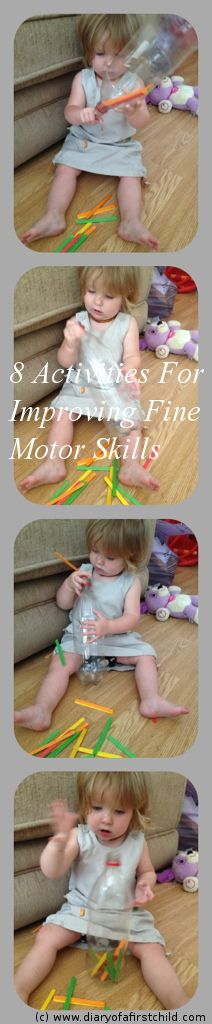 Some good reminders for working on fine motor skills.