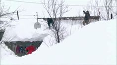 Er woeden zware sneeuwstormen in Roemenië. In drie provincies is de noodtoestand uitgeroepen. 48.000 inwoners leven er sinds twee dagen hele...