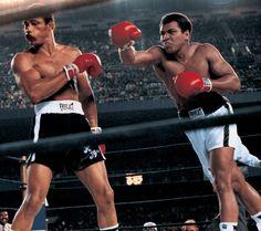 Inspiring Photography of Muhammad Ali by Neil Leifer