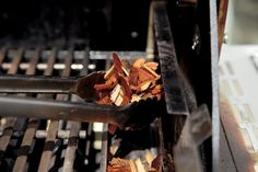 Find hundreds of BBQ and Smoker recipes: http://www.myrecipes.com/barbecue-recipes/ Get great tips for smoking meat with wood chips from grilling expert Jami...