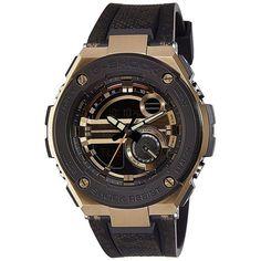 Casio Men's GST200CP-9A 'G-Shock' Chronograph Analog-Digital Watch