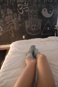 hippy bedroom idea