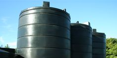 Agricultural & Commercial: Large Water Tanks