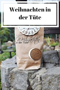 Christmas in the bag - Majalino - DIY Ideen von A-Z - Weihnachten Popular Christmas Songs, Cheap Christmas Gifts, Christmas Love, Christmas Deco, Christmas Crafts, Xmas, Small Gifts, Gifts For Kids, Easy Diy Gifts
