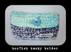 Hanky holder by hooTish