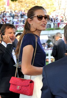 Charlotte Casiraghi style icon
