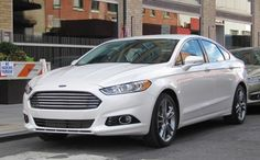 2015 Ford Fusion Hybrid - Design and Features