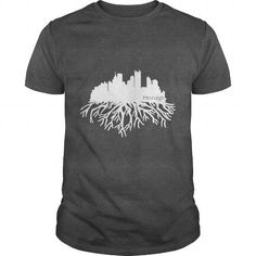 Pittsburgh Skyline Roots T-Shirts
