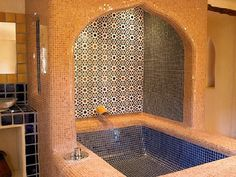 Sienna Miller S London Home Turkish Spa Included Bathrooms Pinterest Bath Saunas And Bats