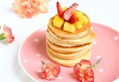 La Thai qui Riz: Le secret des Fluffy Pancakes {bien gonflés et très moelleux}