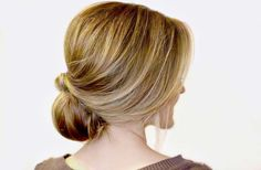 Cool Easy Hairstyles Glamorous 41 Diy Cool Easy Hairstyles That Real People Can Actually Do At Home