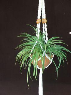 macrame plant hanger $28.50