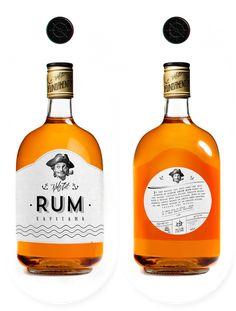 RUM by Mateusz Chmura, via Behance