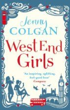 West End Girls (£0.99 UK), by Jenny Colgan [Sphere], is the Kindle Deal of the Day for Romance Fans in the UK (no US edition).