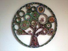 ArtesãoNato: Mandala Árvore