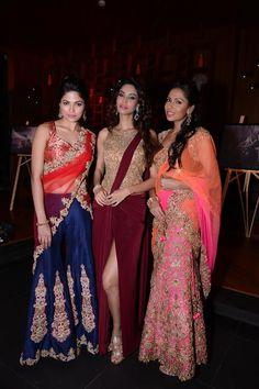 Photo By Priya Chhabria - Bridal Wear Lehenga, Ethnic, Photo Galleries, Sari, Footwear, India, Bride, How To Wear, Stuff To Buy