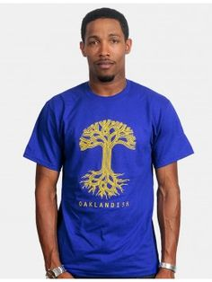 Men's Classic Royal with Gold