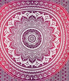 Multi color elephant tapestry hippy tapestry bedsheet
