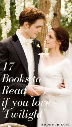 Though you may have finished the Twilight series about Bella Swan and Edward Cullen, there are many other awesome similar novels to read. Check out this for Twilight fans!