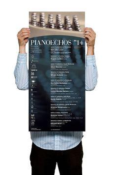 Pianoechos on Behance