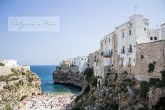 Lovely beach in Polignano a Mare, Italy. Travel Photos, Italy, Beach, Water, Outdoor, Instagram, Travel Pictures, Gripe Water, Outdoors
