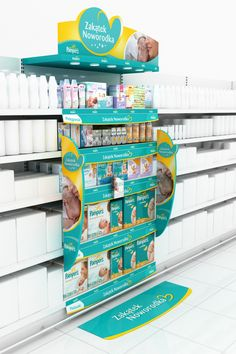 POS Visualisation for Pampers.