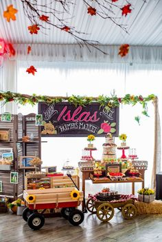 Learn Why You Should Shop At Local Farmers Market Dallas Locations Wild One Birthday Party, Baby Girl First Birthday, Farm Birthday, First Birthday Parties, Birthday Ideas, 21st Birthday, County Fair Birthday, Barnyard Party, Cata