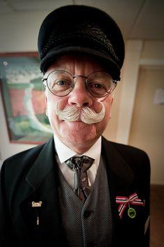 Mustache :D