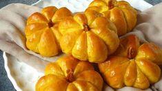 Nadýchané dýněčky Dumplings, Bread, Fruit, Pizza, Pictures, Brot, Baking, Breads, Buns