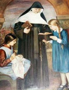 9 mei: Z. Maria Theresia Gerhardinger (1797-1879), wereldverbeteraar en pionierster in onderwijs.