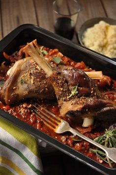 Lamb shanks for the Hungry Sailor and I!http://www.my-easy-cooking.com/2013/06/12/lamb-shanks-for-the-hungry-sailor/