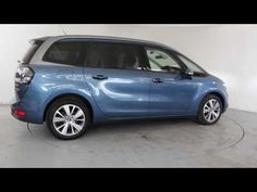 CITROEN GRAND C4 PICASSO 1.6 E HDI EXCLUSIVE - Air Conditioning - Alloy Wheels - Bluetooth - Cruise Control - DAB Radio - Panoramic Roof - Spare Key ...
