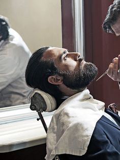 Yes, beards on men can be sexy if done right....and looks clean! EXACTLY!!!! If it's manicured, I'm fine with it.