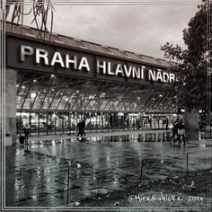 PragueCzech Republic #station #train #central #garden #rain #people #praha #prague #prag #praga #iprague #cz #czech #czechia #czechrepublic #czechdesign #česko #české #českárepublika #design #DiscoverCZ #park #art #architecture #history #heritage