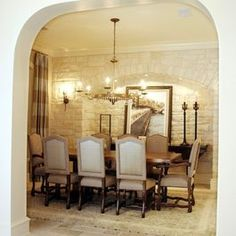 Eclectic Home Tuscan Interior Design Ideas, Pictures, Remodel, and Decor