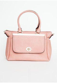 Missguided - Margaund Pink Over Shoulder Bag $54