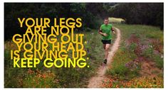 Message to legs!
