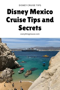 Thinking of sailing on a Disney Mexico Cruise? The Disney Wonder sails to Mexico in Spring and Fall each year, Find out everything you need to know about a Disney Cruise to the Mexican Riviera. #DisneyCruiseMexico #DisneyCruise #DisneyCruiseTips #CruiseTips