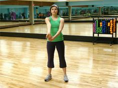 Standing wrist/biceps stretch