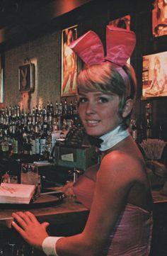 Playboy Bunnies August 1971
